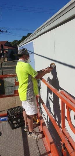 Mick Commercial Painter